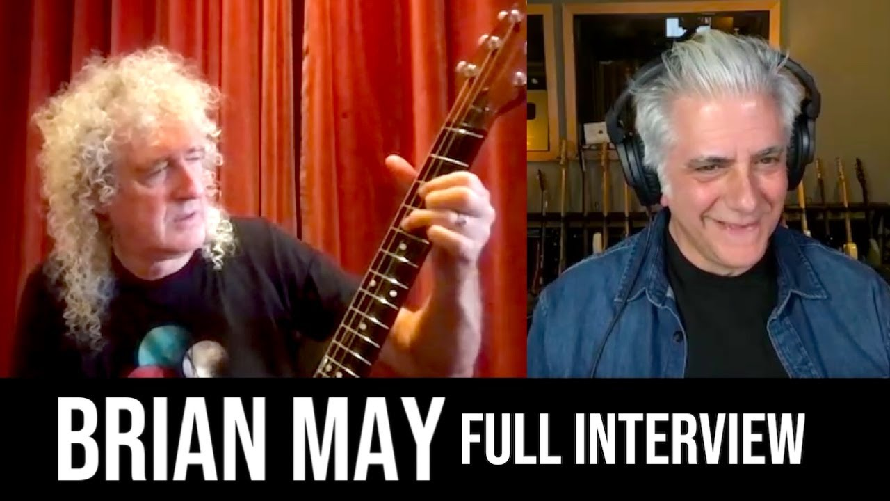 Rick Beato | SERIE - QUEEN - Brian May im Interview